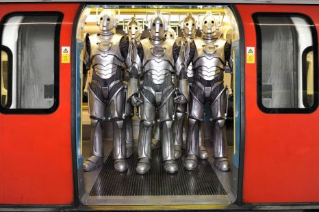 cyberman tube