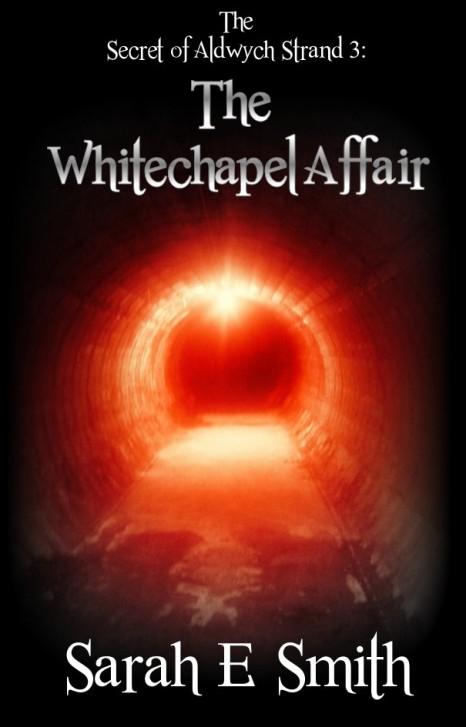 whitechapel affair book cover